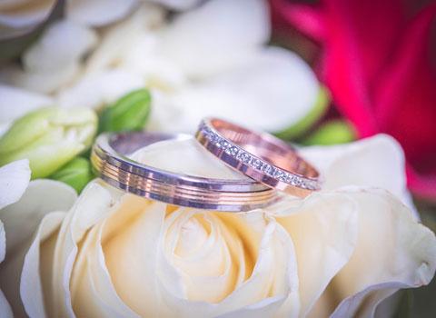 alliances de mariage 2