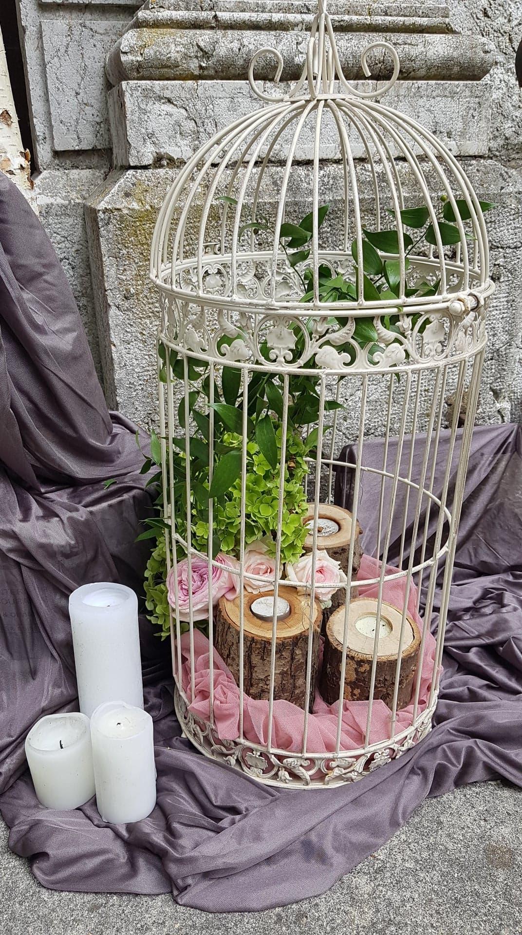 décoration pour arche cérémonie mariage
