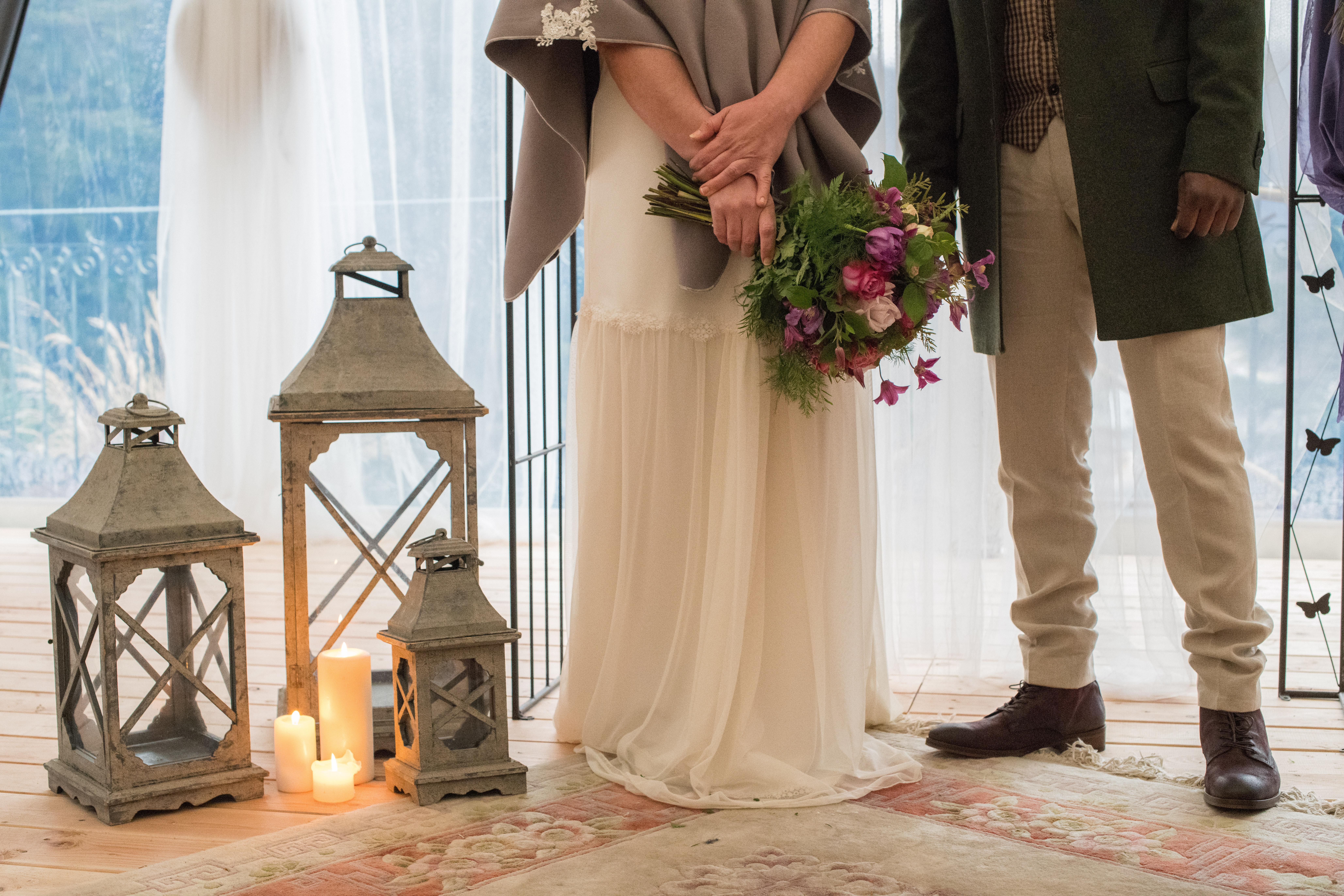 mariage vintage belle époque