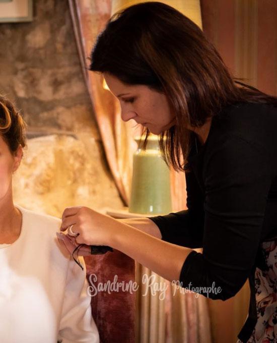 Sophie Berthet : wedding planner à Grenoble