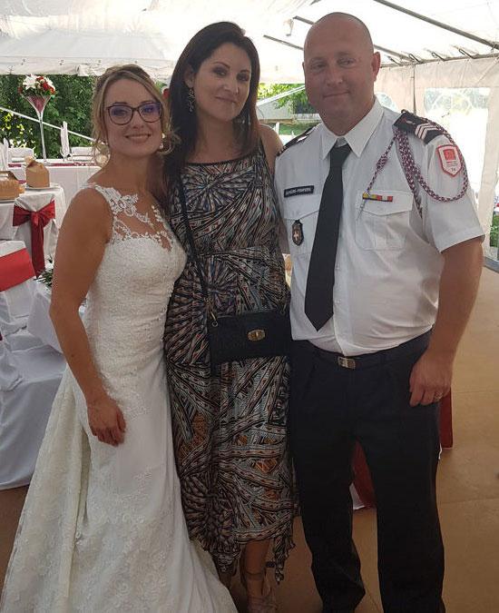 Sophie Berthet : wedding planner en Isère
