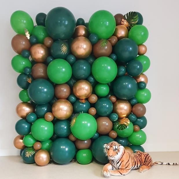 décors ballons organiques grenoble